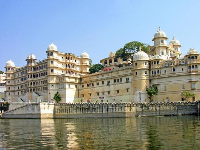 Udaipur, Places to visit in August in India