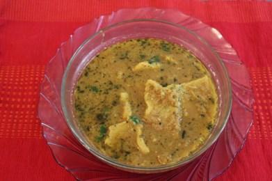 Gatte  Source ,  Food of Rajasthan, Rajasthani Food