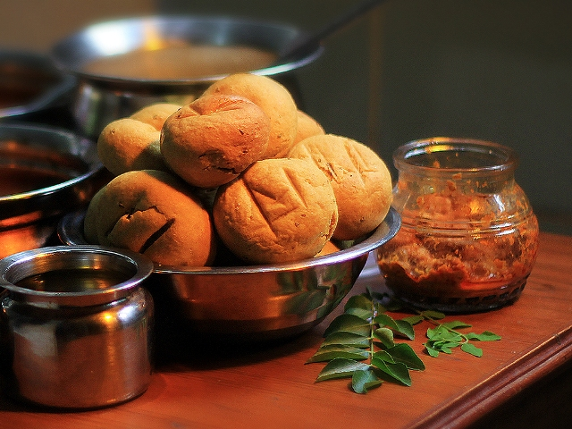 Dal Baati, Food of Rajasthan, Rajasthani Food