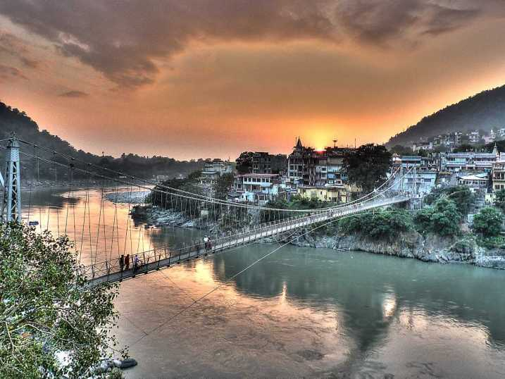 best places to Visit in India Rishikesh