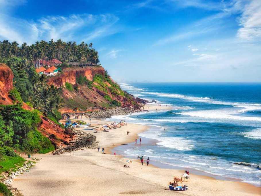 Varkala Tourism (2020) - Kerala > Beaches, Top Things To Do   Holidify