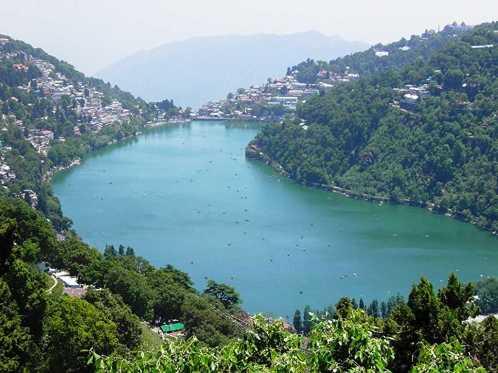 Naini Lake, Nainital - Nainital Lake Legend, Boating, Timings