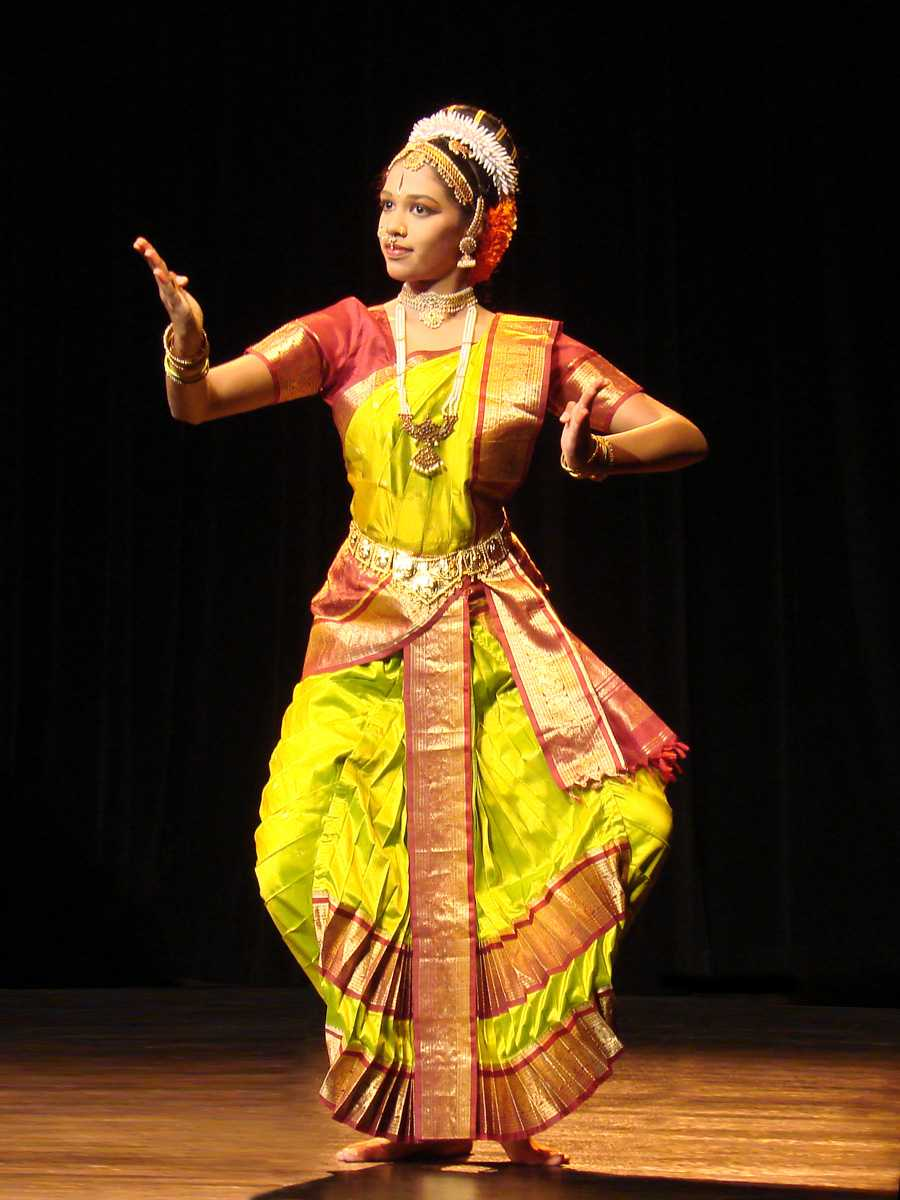 Kuchipudi.  Dances of India