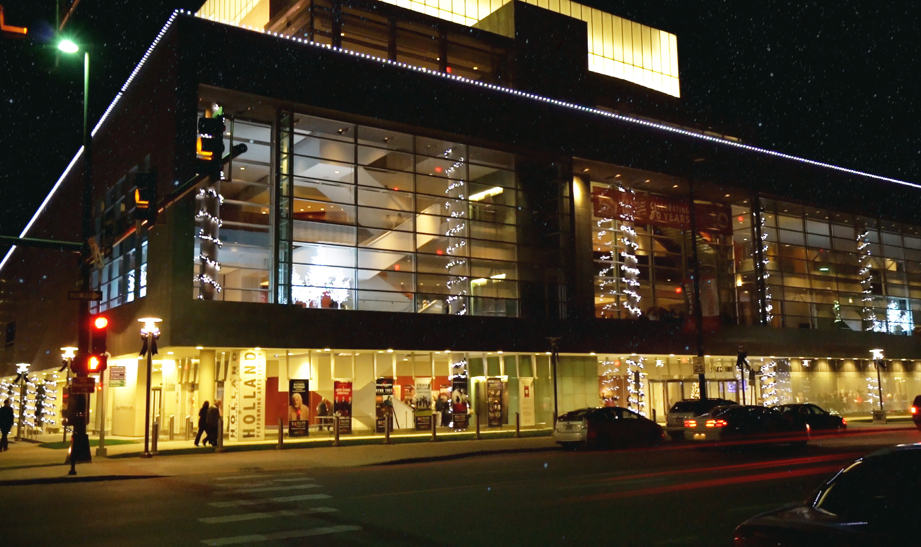 Commercial Lighting Projects Holidynamics Holiday