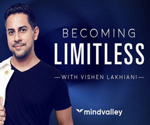Becoming Limitless by Vishen Lakhiani