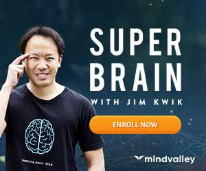 Mindvalley Superbrain by Jim Kwik