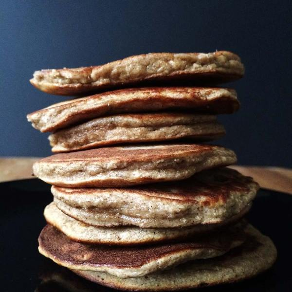 Low Carb Kokos Pancakes Rezept