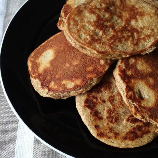 Low-Carb Pancakes Teller