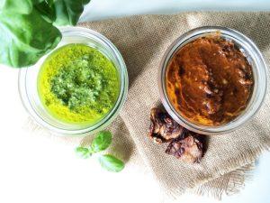 Pesto Verde & Pesto Rosso selbstgemacht: So einfach zauberst Du Dein eigenes Pesto