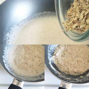 Porridge Grundrezept kochen