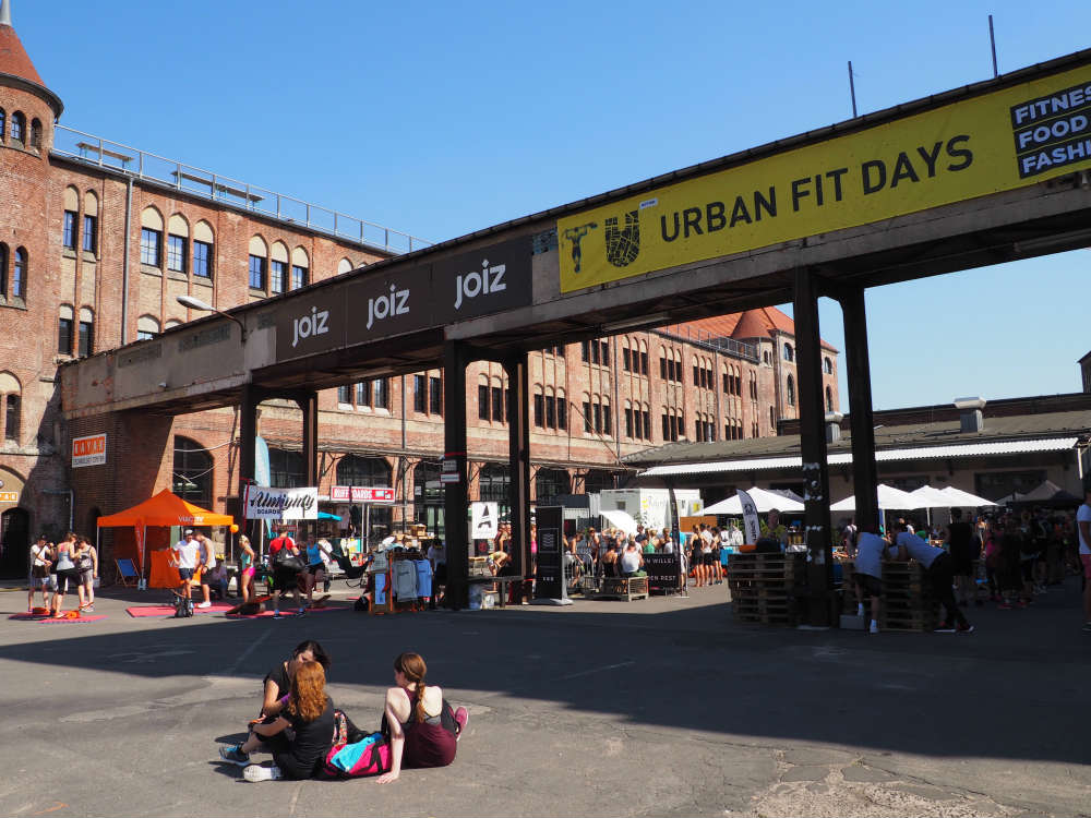 Urban Fit Days 2016 in Berlin