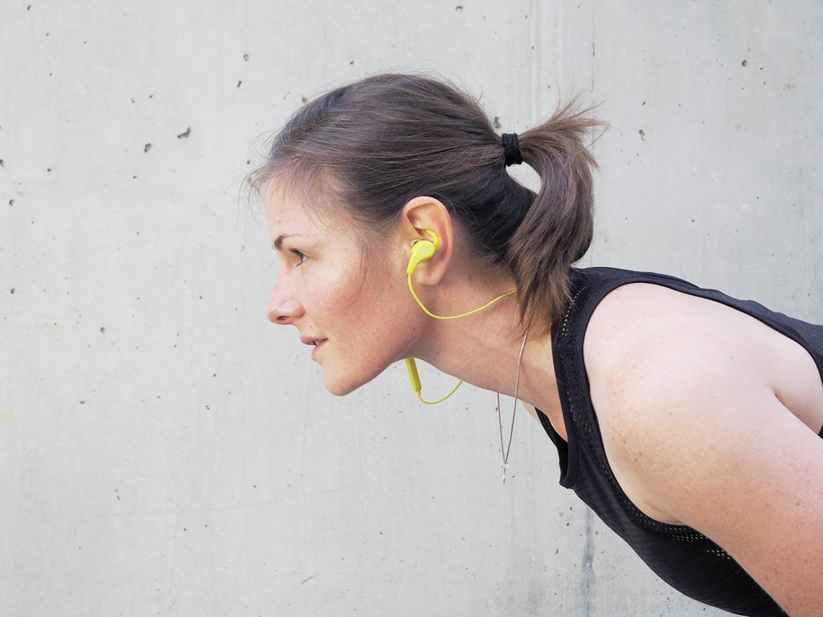 Bluetooth Sportkopfhörer für Läufer