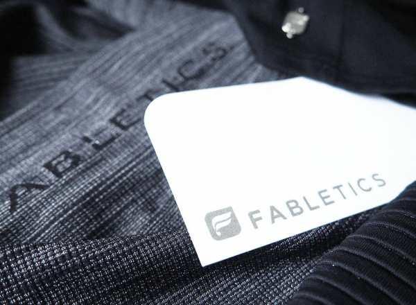 Sportoutfit Fabletics Tag