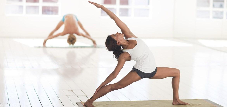 Yoga Warrior 2