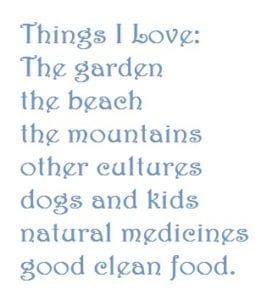 things-i-love