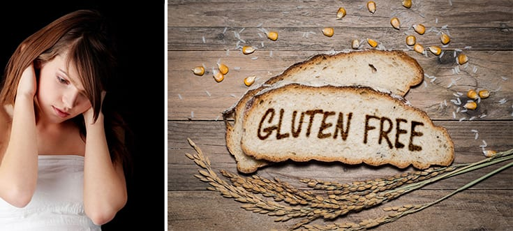gluten free mental illness