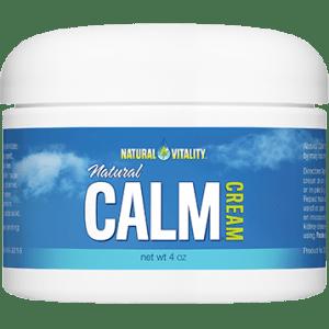 Calm Magnesium Cream 4 oz 28.00 5 Uses for Magnesium