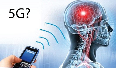 5G networks may pose serious health risk…