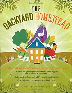 The Backyard Homestead Vegetable consumption increases when children learn to garden!