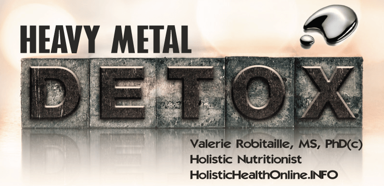 Heavy Metal Detox Valerie Robitaille BREAKING: Rockland County NY Becomes America's First Vaccine Police State
