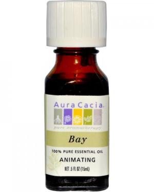 Aura Cacia Bay Essential Oil CARDAMOM ESSENTIAL OIL 10 ML