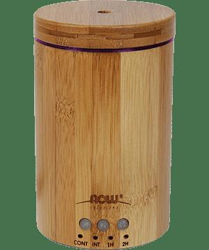Bamboo diffuser Ultrasonic USB Auto Diffuser Grey