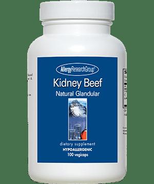 kidney beef Glandulars