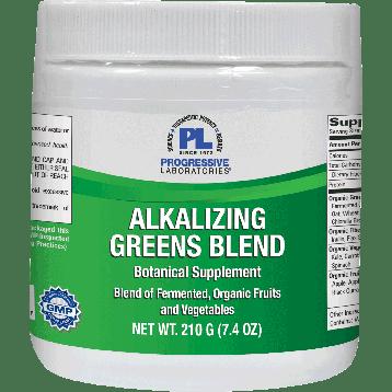 Alkalizing Blend Greens Arthritis