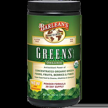 Barleans Greens Arthritis