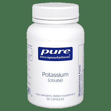 Potassium citrate Blood Pressure