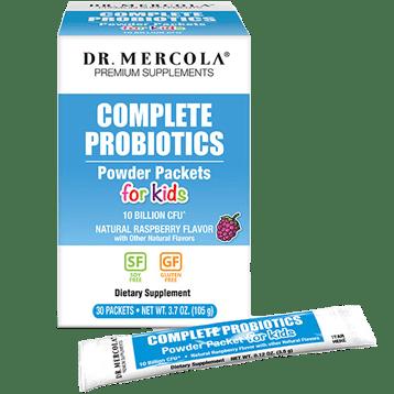 probiotics dr. mercola 1 Complete Probiotic Kids 30 Packs