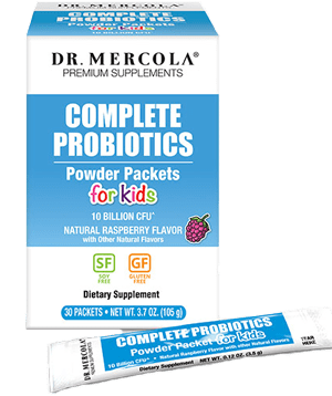 probiotics dr. mercola 1 Probiotics For Kids