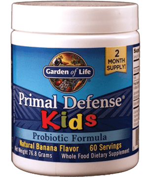 Primal defense Probiotics For Kids