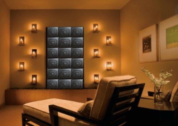 meditation room Beautiful Protective Shungite Orgonite Tiles | Moroccan Design
