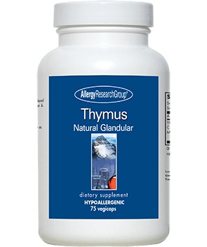 thymus Glandulars
