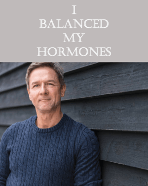 balanced hormones male Saliva Profiles