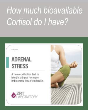 how much cortisol ZRT Lab Hormone Tests