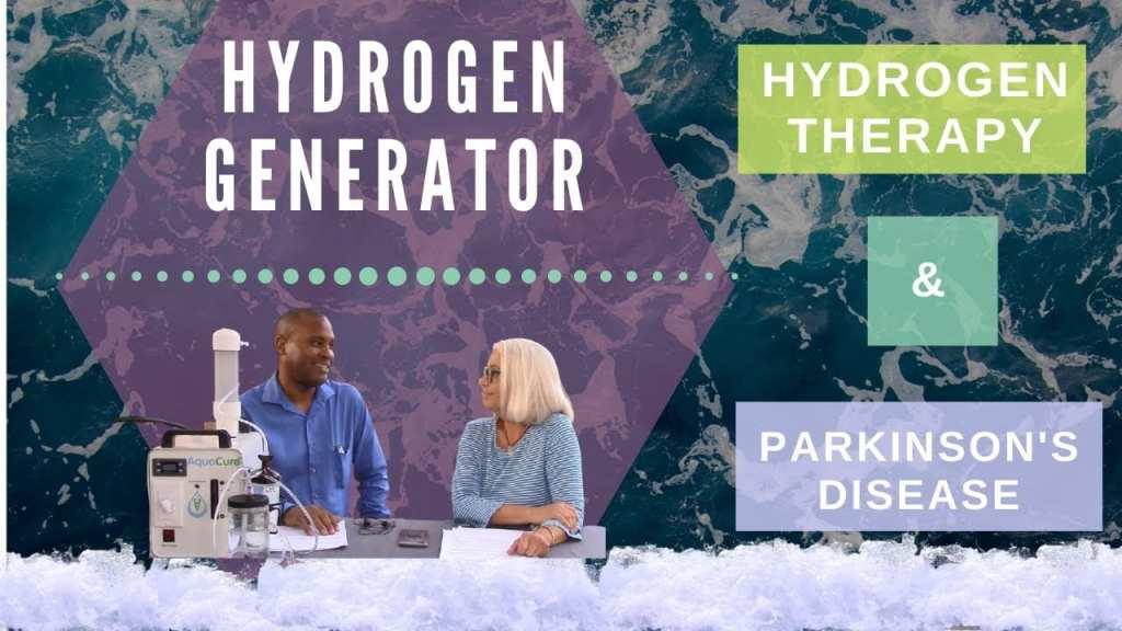 parkinsons disease hydrogen