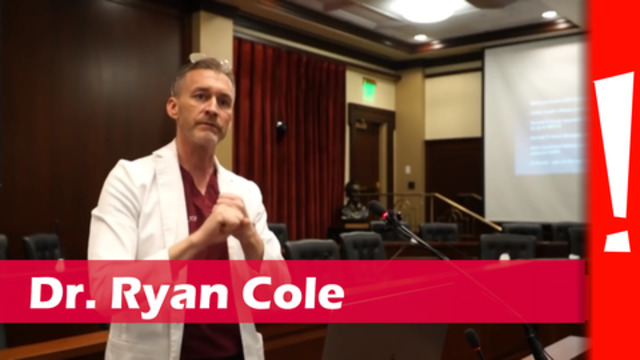 dr cole Vitamin D and Ivermectin; the keys to fighting COVID-19