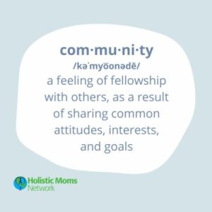a feeling of fellowship with others, as a result of sharing common attitudes, interests, and goals