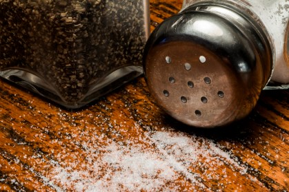 Salt and Pepper. Spice of all spice.