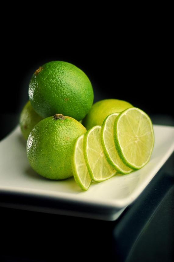 Lime. This is the zing, kick, pow, and freshness.