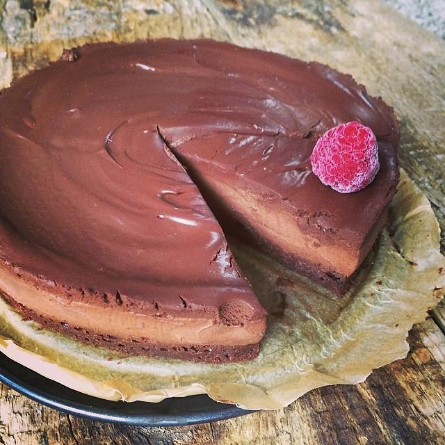 Triple chocolate 1