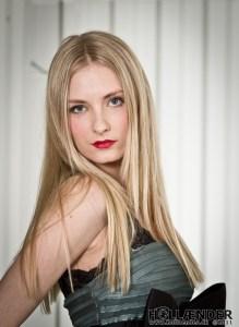 Model: Fie Emilie Winther - Makeup: Mette Malmgaard - Foto: Thomas Hollænder