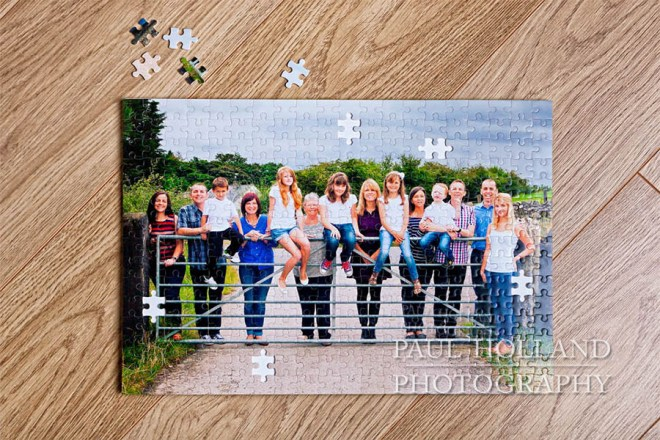 Personalised photo jigsaw puzzles 01