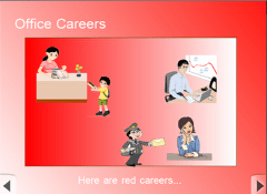 red careers