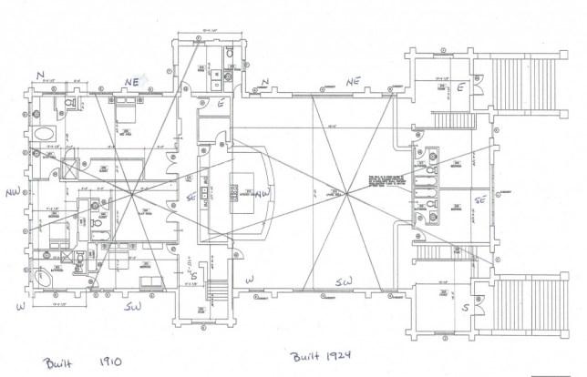 9 Direction Floorplan
