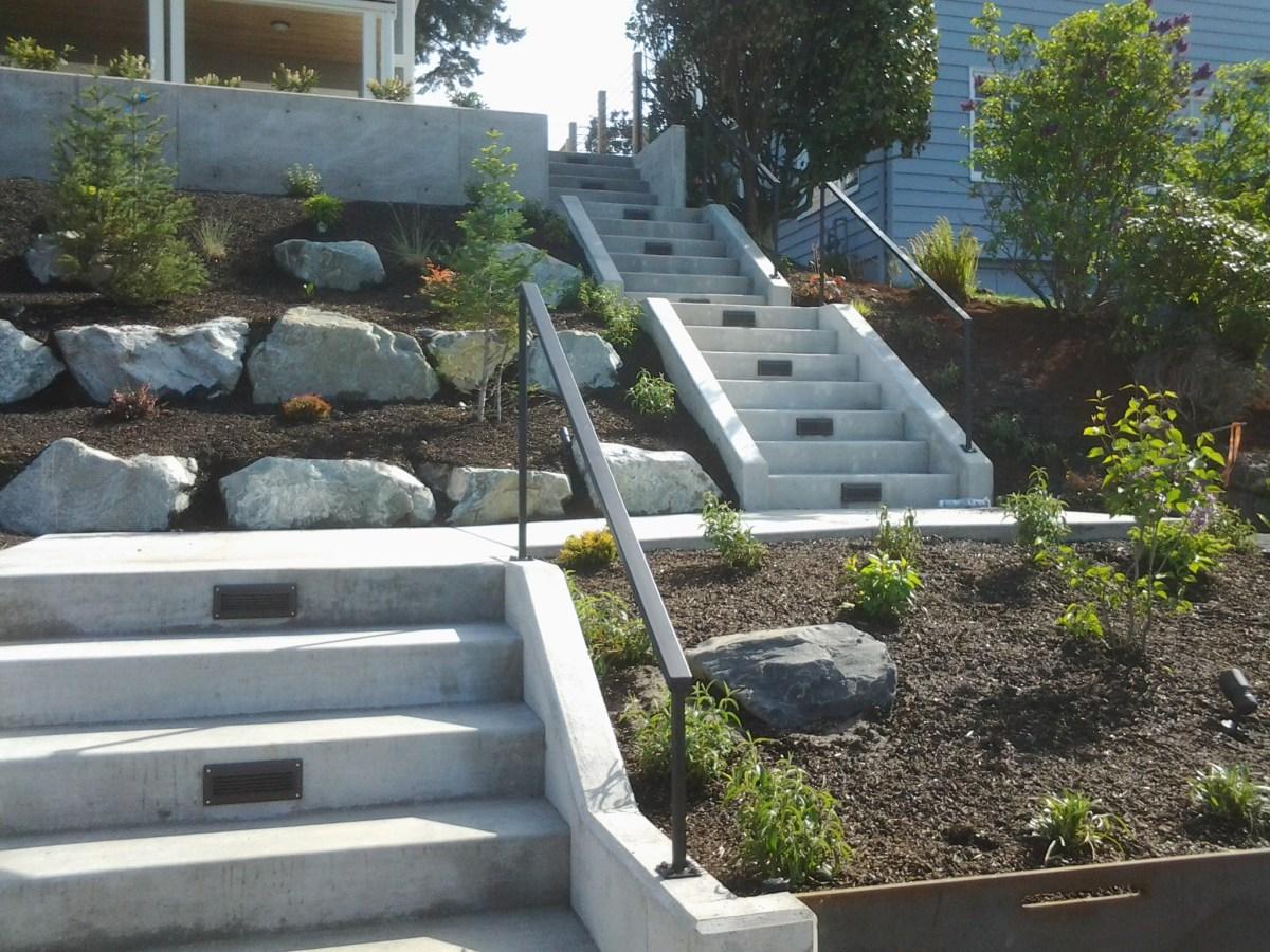 Walkway Handrail