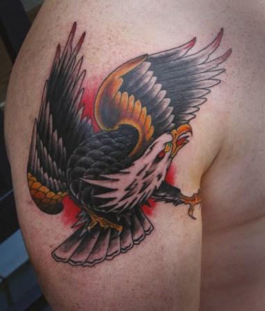 kleuren tattoo