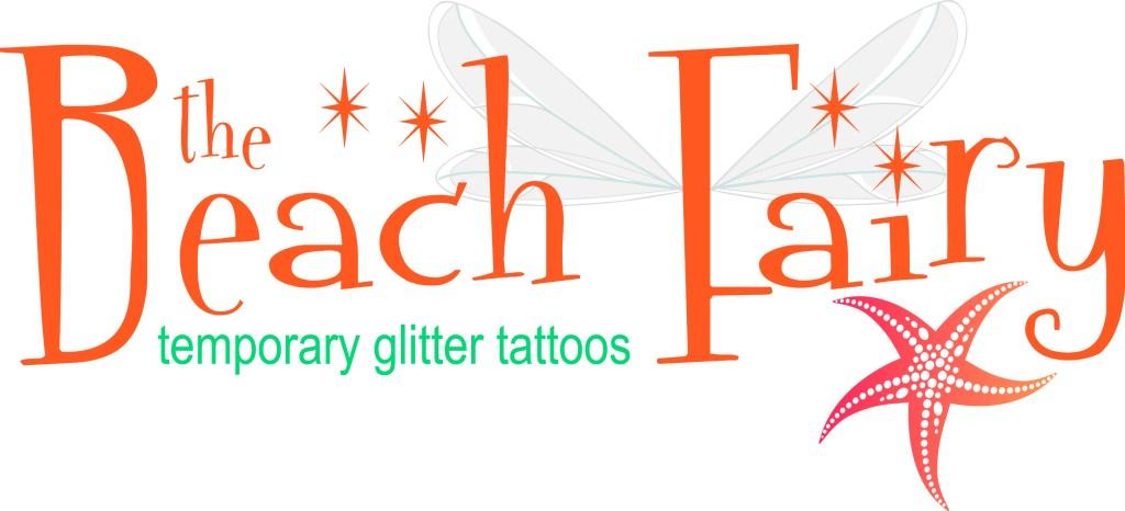 The Beach Fairy Logo